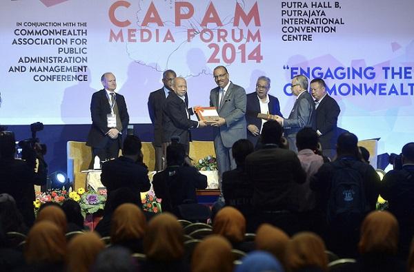 CAPAM MEDIA FORUM 2014