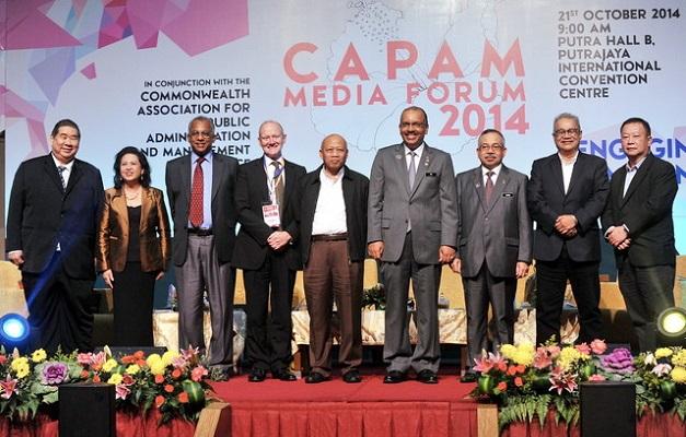 FORUM MEDIA CAPAM 2014