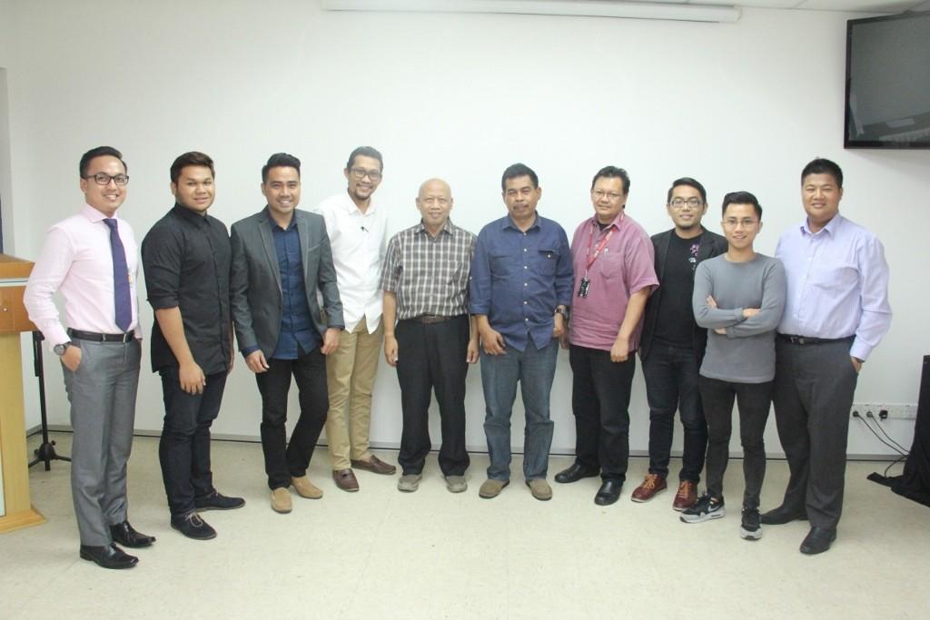 Wartawan untuk Wartawan.. Persembahan hiburan yang menjanjikan kelainan Malam Wartawan Malaysia 2016.