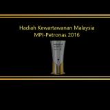 HADIAH KEWARTAWANAN MALAYSIA 2016
