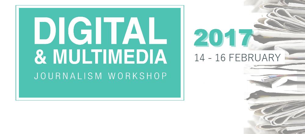 Digital and Multimedia Journalism Workshop