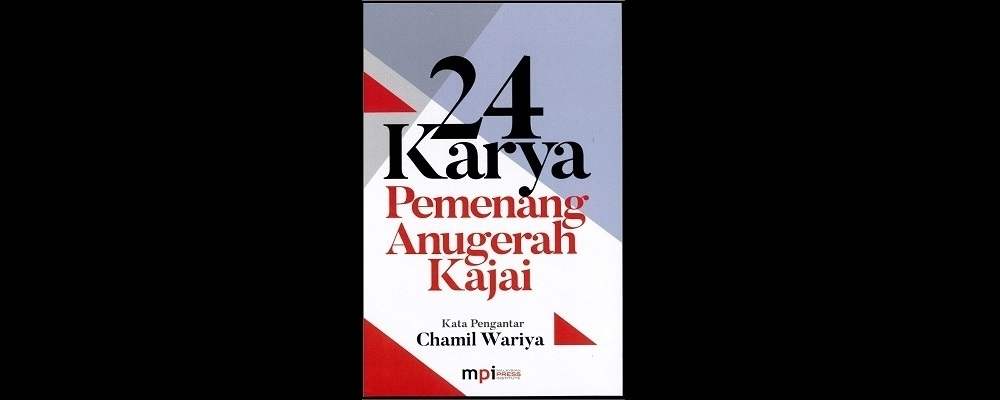 MPI terbit 24  Karya Pemenang Anugerah Kajai