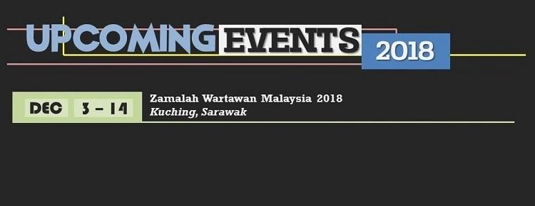 Upcoming Event Dec 2018