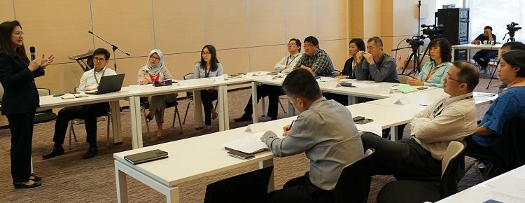 CEO Sarawak Energy Berhad puas hati dengan kursus Tampil Berwibawa Berhadapan Kamera 2.0