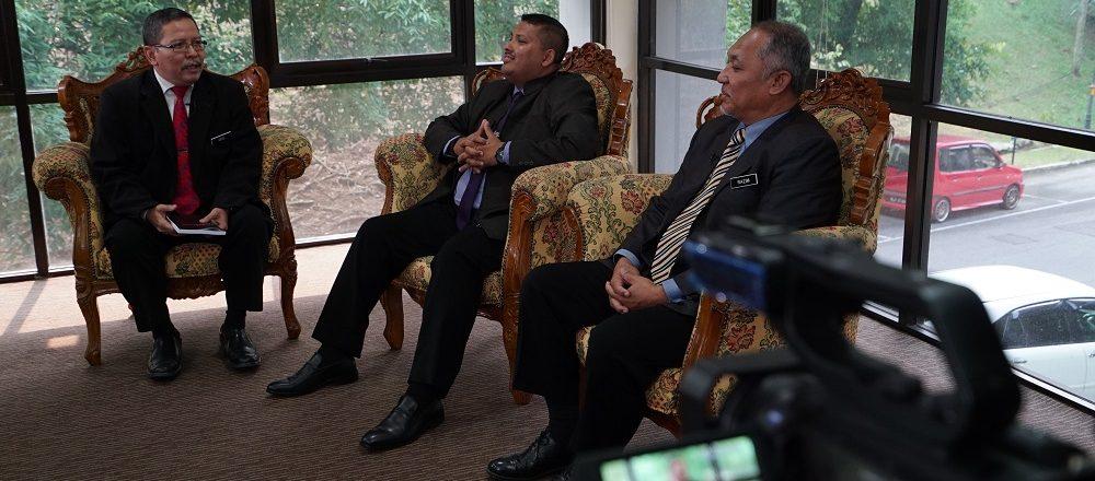 Pengarah Bahagian dan Negeri SPRM hadiri Kursus Jurucakap dan Perhubungan Media