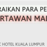 Malam Wartawan Malaysia 2020 patuhi SOP Covid-19