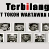 Utusan Malaysia Ulas Terbilang Potret Tokoh Wartawan Negara