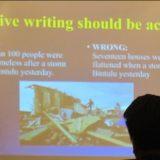 "KURSUS ""EFFECTIVE WRITING"" DIBUKA SEMULA"
