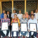 MPI  anjur majlis persaraan Ahli Majlis Pentadbir