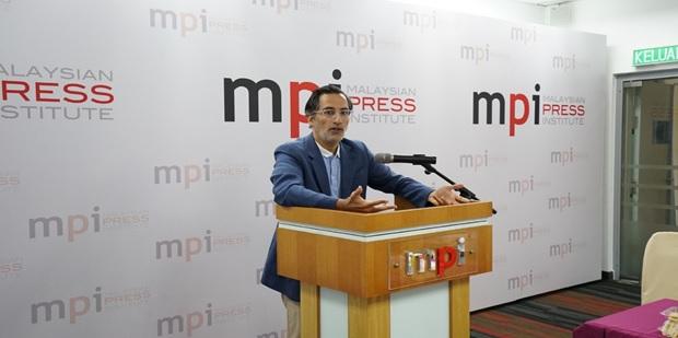 Kebebasan media di Malaysia