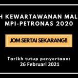 PENYERTAAN HKM 2020 DIBUKA!